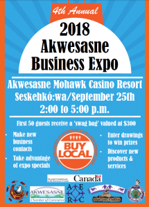 4th Annual Akwesasne Business Expo
