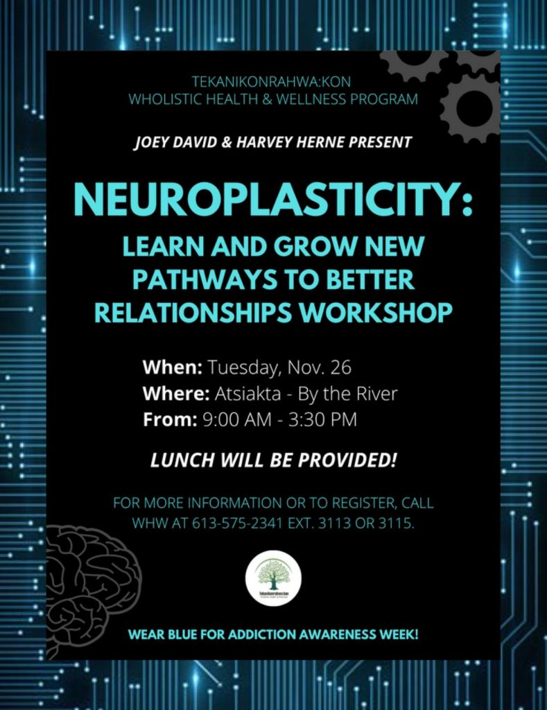 Neuroplasticity: Learn & Grow New Pathways to Better Relationships @ Atsiakta - By the River